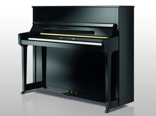 Schimmel-W121T黑色亮光